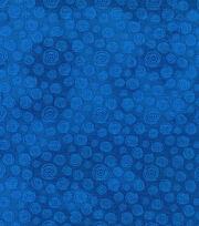 Keepsake Calico™ Cotton Fabric-Blue Swirl , , hi-res