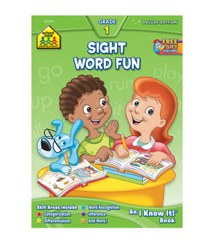 Workbooks-Sight Word Fun