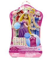 Disney Princess Dress Up Paper Doll, , hi-res