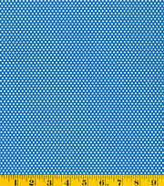 Premium Cotton Fabric-Mia Dots Blue, , hi-res