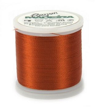 Madeira Rayon Thread Refills Yellow/Orange/Rust
