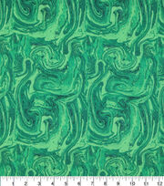 Keepsake Calico™ Cotton Fabric-Oil Slick Green, , hi-res
