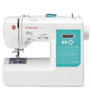 Singer 7258 Stylist Award-Winning Electronic Sewing Machine