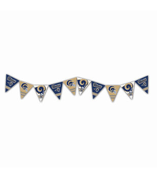 NFL St Louis Rams Pennant Banners