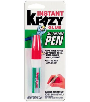 Elmer's All Purpose Pen Instant Krazy Glue