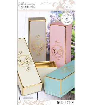 Jolee's Boutique Parisian Elegant Favor Boxes