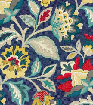 Waverly Upholstery Fabric-Katia Adriatic