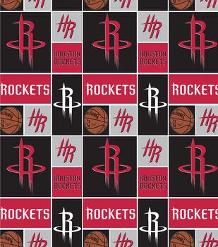 Houston Rockets NBA Patch Cotton
