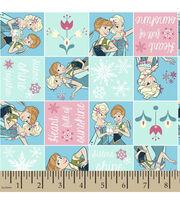 Disney® Frozen Fever Patch Flannel Fabric, , hi-res
