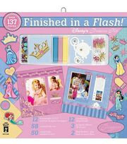 Hot Off The Press Finished In A Flash Page Kit Disney Princess, , hi-res