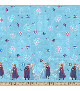 Disney® Frozen Sisterly Love Mock Smock Fabric