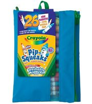 Crayola Pip-Squeaks Mini Washable Markers-Assorted Colors, , hi-res