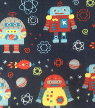 Shop shopping craft supplies at jo ann fabric crafts for Space fleece fabric