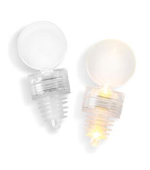 Dual Led Light Bottle Stopper