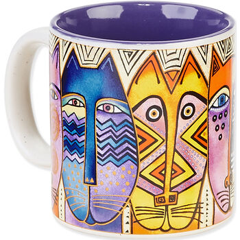 Laurel Burch Tribal Mug