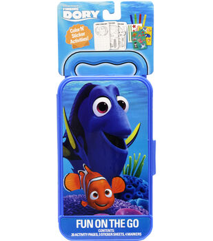 Finding Dory Fun on the Go