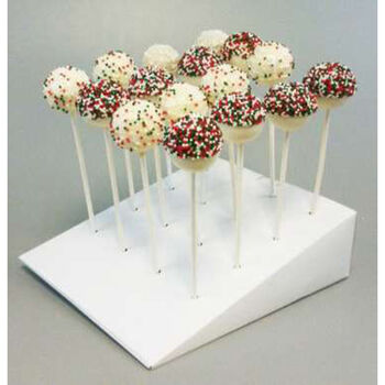 "Wilton® Cake Pops Slanted Treat Stand 1/Pkg-10""X7.5"""