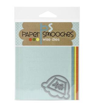 Mini Cupck-paper Smooches Die