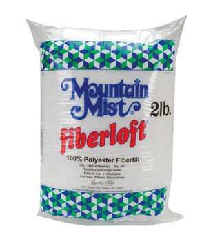 Mountain Mist Fiberloft Premium Poly Stuffing-2lb