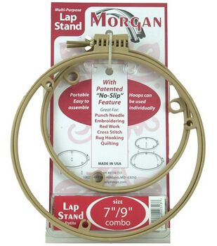 "Lap Stand Combo 7"" And 9"" Hoops"