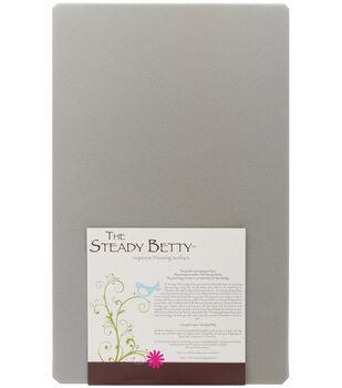 "Steady Betty 15""X24""-Gray"