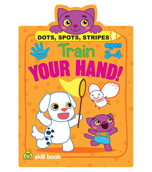 Train Your Hand - Dots Spots Lines