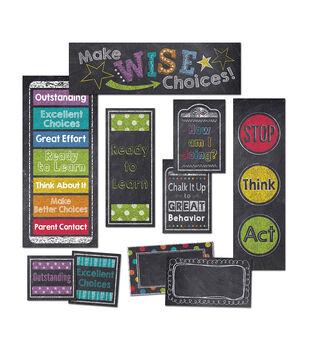 Chalk It Up! Behavior Clip Chart Mini Board Set