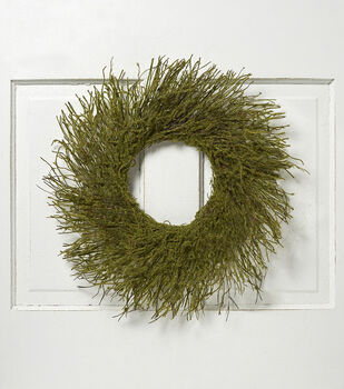 Bloom Room 18'' Wreath Base Accessory-Green