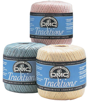 DMC Traditions Crochet Cotton Size 10-Variegated