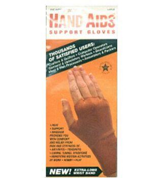 Hand-Aids Lycra Support Gloves (1 Pair)-3 Sizes