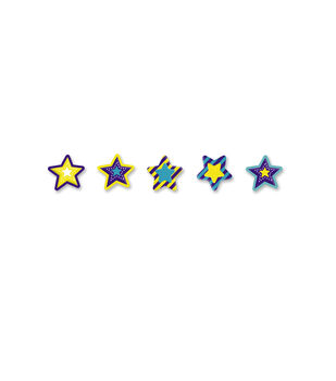 Busy Kids Learning Small Sticker Packs-Fun Stars