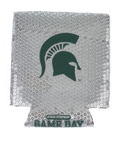 Michigan State NCAA Sequin Koozie, , hi-res