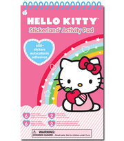 Hello Kitty Stickerland Pad, , hi-res
