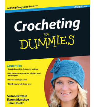 Wiley Publishers-Crocheting For Dummies Revised