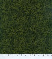 Premium Cotton Fabric-Small Floral Lime, , hi-res