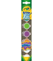 Crayola® 6ct Washable Kids™ Paint w/Glitter Special Effects, , hi-res