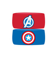 Avengers Terry Wristbands, , hi-res