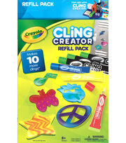 Crayola® Cling Creator Refill Pack, , hi-res