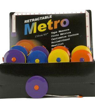Retractable Metro Tape Measure