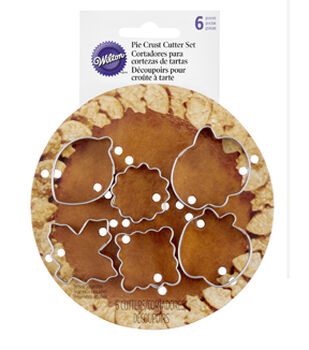 Wilton® Mini Pie Cutter Set-Autumn