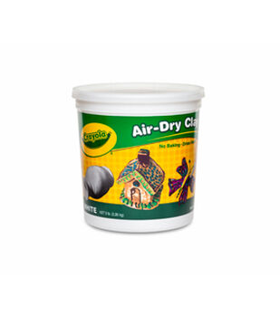 Crayola Air-Dry Clay 5lb-White