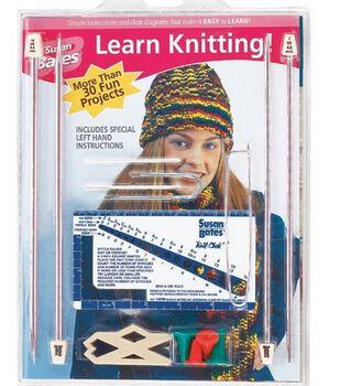 Red Heart Knitting Made Easy Kit