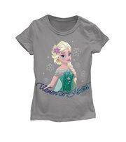 Disney Frozen Elsa Kids T-shirt, , hi-res