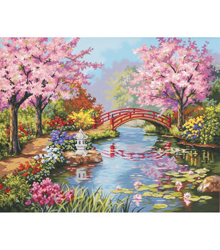 Paint By Numbers Kits For Adults Painting Kits Jo Ann