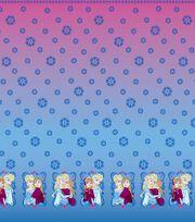 Disney Frozen Sisters Ombre Mock Smock, , hi-res