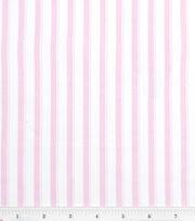 Nursery Baby Basic Fabric Stripe Pink, , hi-res