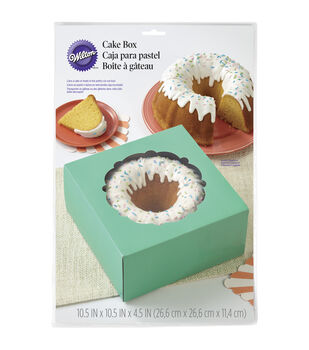 Wilton® Retro Cake Box