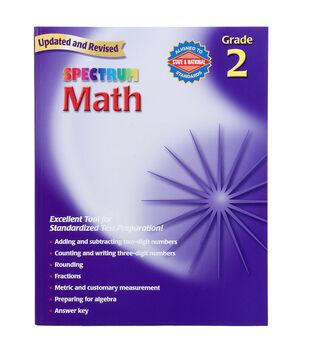School Specialty Spectrum Math 2