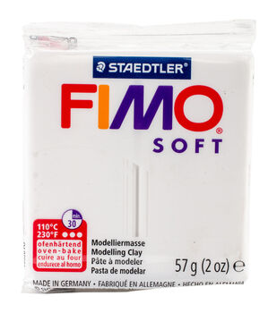 Fimo Soft Polymer Clay 2oz