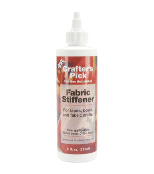 Fabric Stiffener 8 oz.